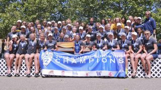 Cal wins sixth consecutive Pac-12 Women's Rowing Championship