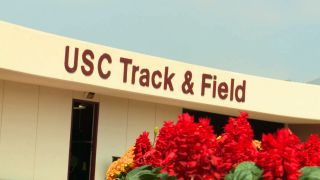 Take a tour of USC's track and field facilities