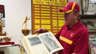 USC track and field's proud history