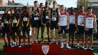 Oregon men, women win 2013 Pac-12 Championships