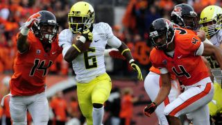 Oregon at Oregon State