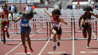 Cardinal's Carter captures pair of hurdles victories