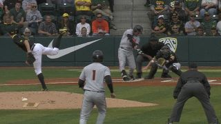 No. 4 OSU cruises past No. 6 Ducks (Highlights)