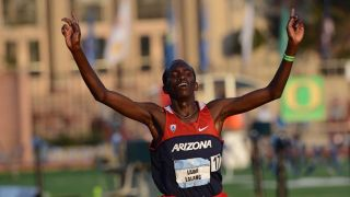 Lawi Lalang wins Pac-12 10K on his first try