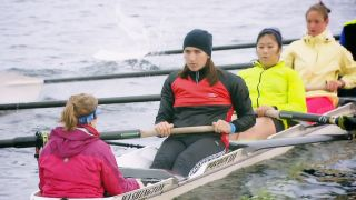 UW&#039;s Eleni Englert overcomes partial blindness