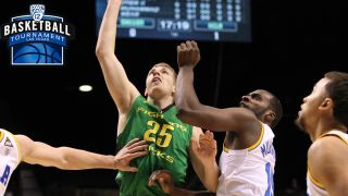 Pac-12 Tournament - Championship Game: #1 UCLA vs #3 Oregon