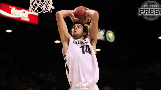 Top 5 Dunks: 2013 Pac-12 Men's Basketball Tournament
