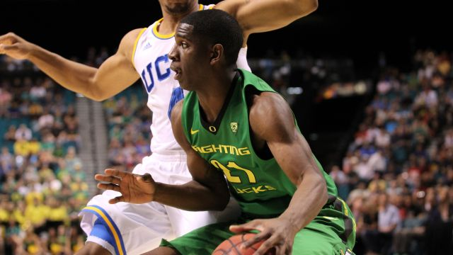 Oregon captures 2013 Pac-12 Tournament title (Highlights)