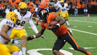 Arizona State at Oregon State