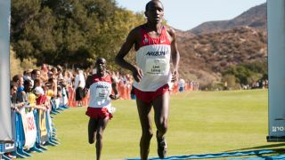 2012 Cross Country Championships - Men's Recap