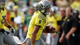 Oregon at Arizona State