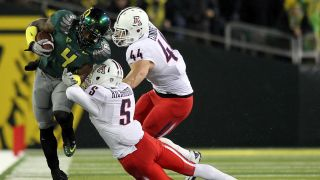 Arizona at Oregon