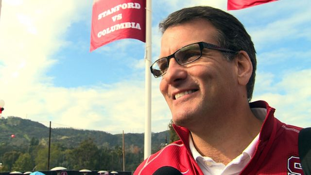 Stanford alumni president ready for Rose Bowl win